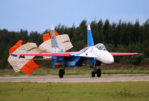 "SU 27P  "" 12 ""  Russian Knights / Russian Air Force -3"