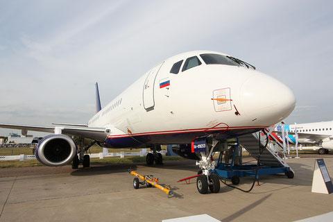 """Superjet 100-95B """" RA-89053 """"  RusJet -2"""