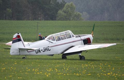 Z126 OK-JHC-2