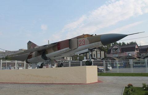 """MiG 23MLD """" 23 """"  Russian Air Force -2"""
