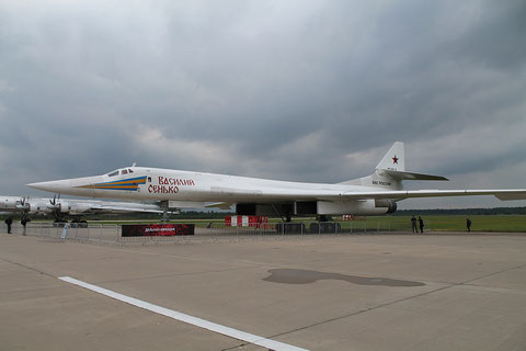 "TU 160  "" 11 "" RF-94114 Vasily Senko  Russian Air Force -5"