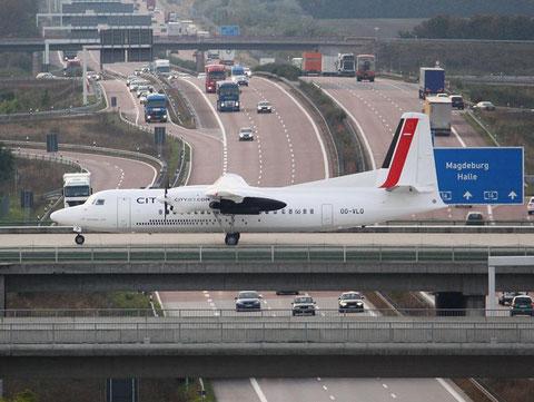 Fokker50 OO-VLQ-2