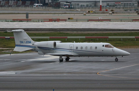 "Learjet 60 XR  "" OK-JDM ""  ABS Jets -2"