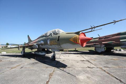 "SU 22UM3K "" 6802 "" Slovak Air Force -2"