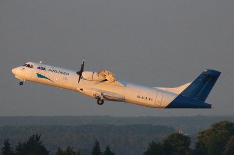 "ATR 72-201/F "" EI-SLS ""   ASL Airlines Ireland -2"