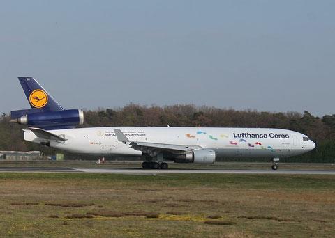 """MD-11F """" D-ALCH """" Lufthansa Cargo -3"""