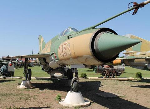 MiG21bis 1953-2