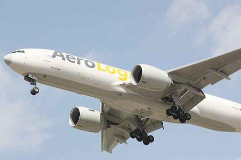 B 777F AeroLogic