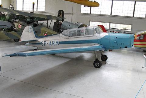 """Zlin Z-26  """" SP-ARM """"-1"""