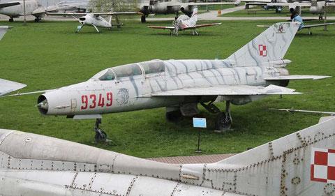 MiG21UM 9349-3