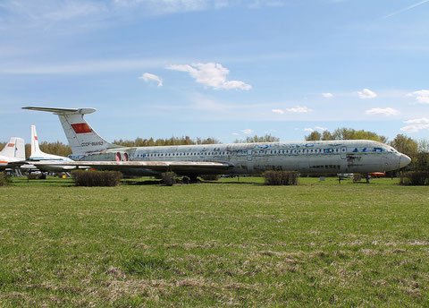"IL 62  "" CCCP-86650 "" Aeroflot -3"