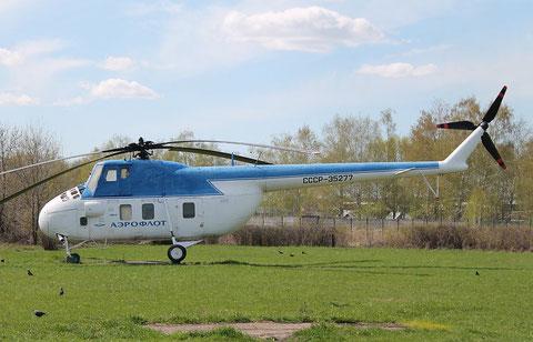 "Mi 4  "" CCCP-35277 ""  Aeroflot -1"