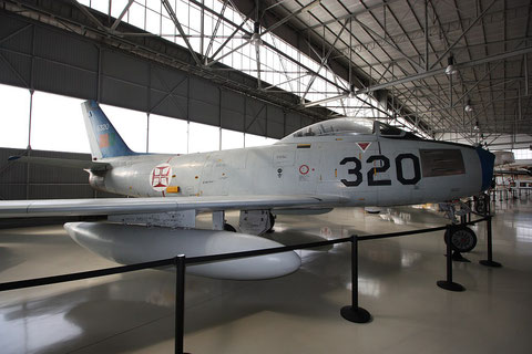 "F 86 Sabre  "" 5320 ""  Portugal Air Force -2"