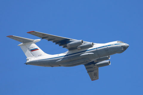 "IL 76MD "" RF-78807 "" Russian Air Force -1"