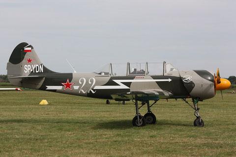 "JAK 52  "" SP-YDN "" -1"