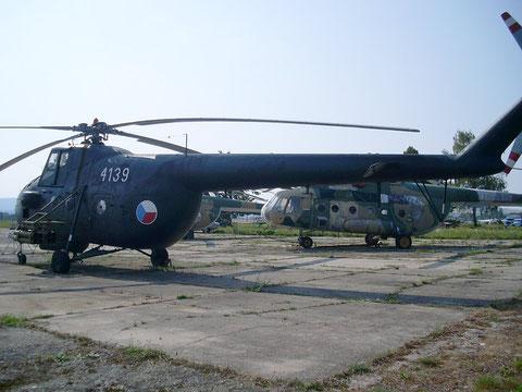 """Mi 4  """" 4139 """"   Czech Air Force -1"""