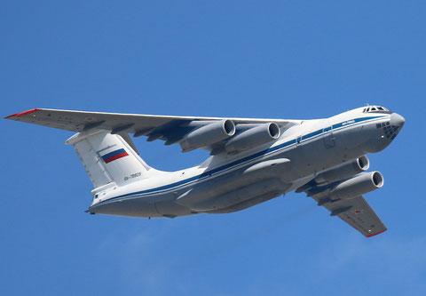 "IL 76MD "" RA-78809 "" Russian Air Force -1"