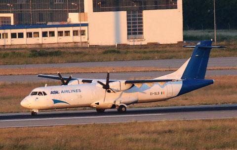 "ATR 72-201/F "" EI-SLS ""   ASL Airlines Ireland -1"