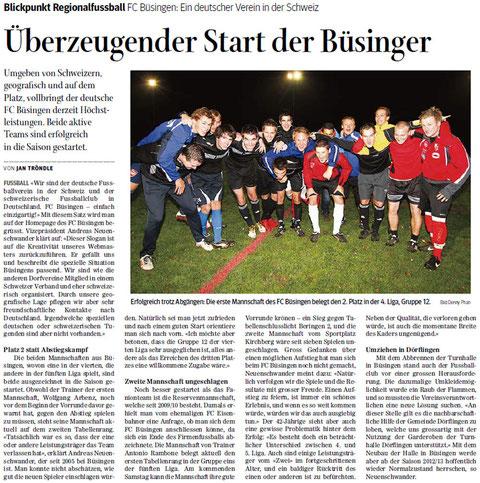 Quelle: Schaffhauser Nachrichten, 28.10.2011