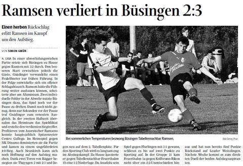 Quelle: Schaffhauser Nachrichten, 30.04.2012