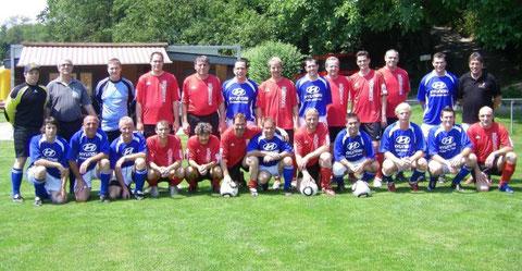 FCB Senioren - Städtische und kantonale Angestellte 2:5