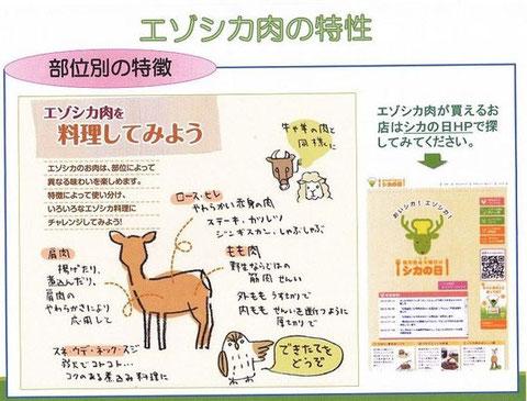 資料提供:北海道生活環境部 エゾシカ対策課