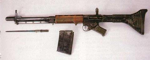 Fallschirmjägergewehr 42