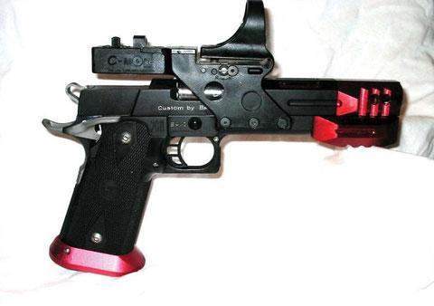 Race Gun   -   Wettkampf Pistole