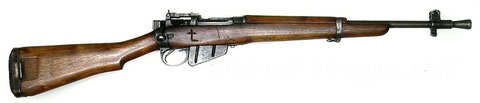 Lee Enfield No.5 Jungle