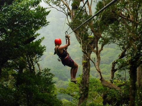 Turismo de aventura, adventure tourism, Costa Rica