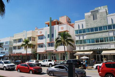 Art Deco Buildings Miami Beach Photography By Heidi Mergl Architect