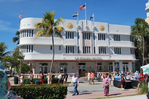 Art Deco Building Miami Beach Photography By Heidi Mergl Architect