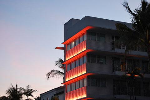 Art Deco Architecture Miami Beach By Heidi Mergl Architect