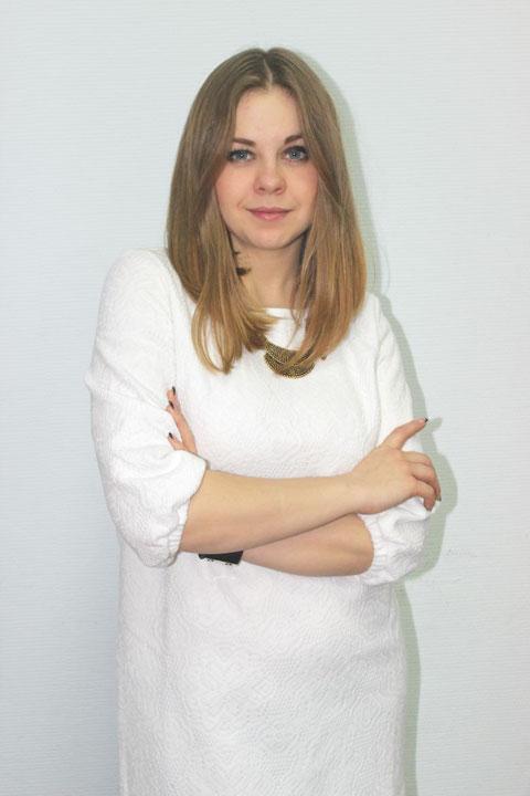 Председатель объединенного совета учащихся МГГУ им. М.А. Шолохова Анастасия Максимова