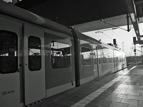 Dü Hbf S-Bahn