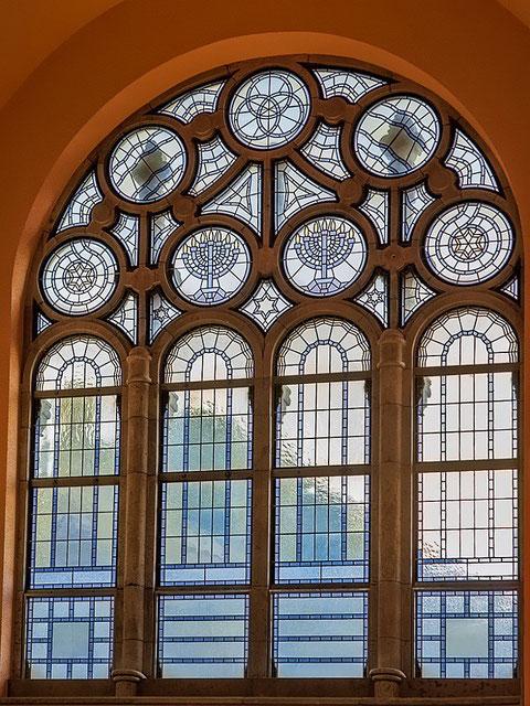 Alte Synagoge / Fenster