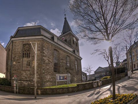 alte Kirche Offersplatz