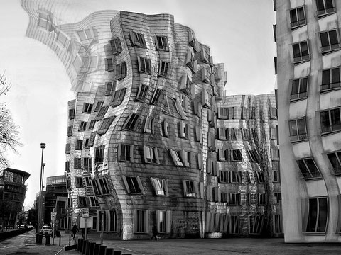 Gehry Reissbrett Version