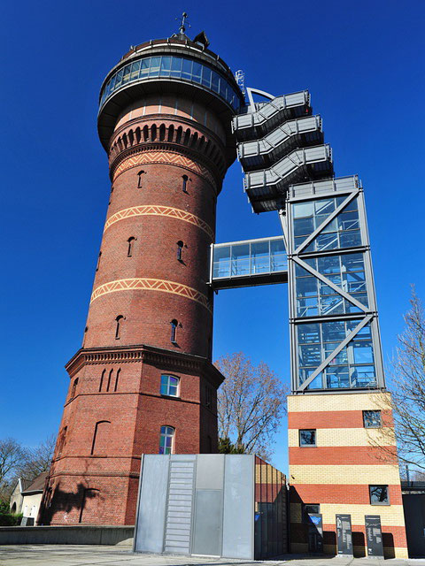 Aquarius Wasserturm