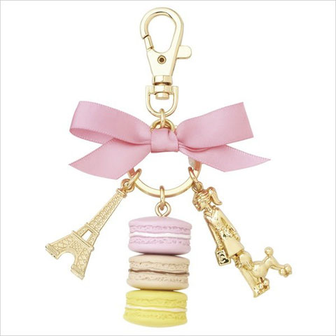 Laduree Parisienne Citoron Key Ring