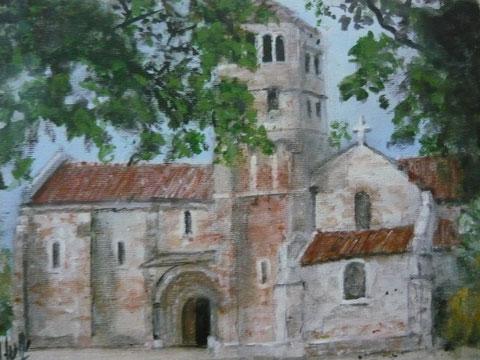 Eglise d'Agonges