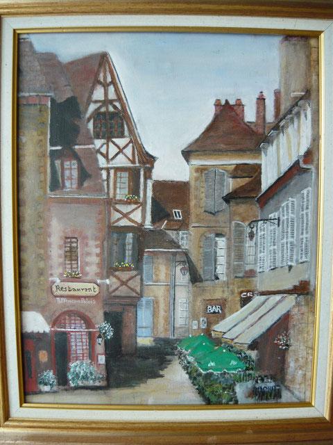 Le Vieux Moulins