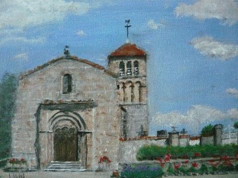 Eglise de Marigny