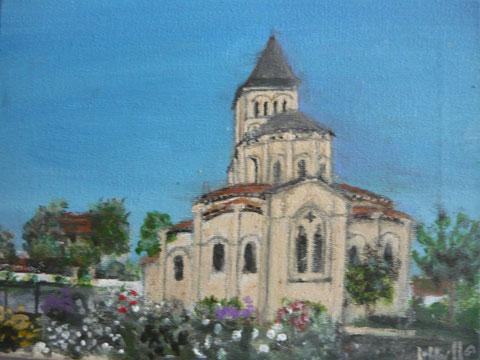 Eglise de St Menoux