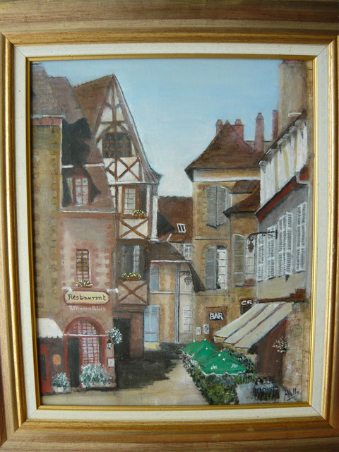 Le Vieux Moulins (la ville)