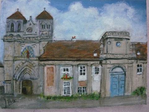 Prieuré de Souvigny