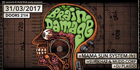 Mama sun system, reggae alsace, dub strasbourg