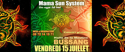 Mama sun system, dub strasbourg, reggae alsace