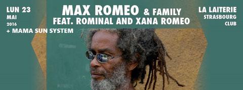 mama sun system, max romeo, dub alsace, reggae strasbourg