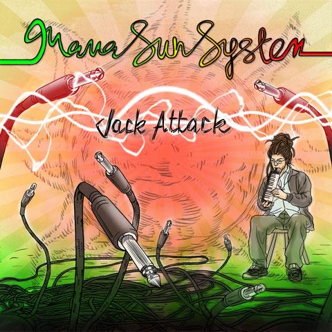 Mama Sun System, Jack Attack, reggae alsace